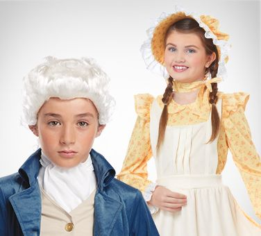 Colonial Costumes and Accessories