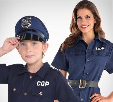 Law Enforcement Costume Accessories