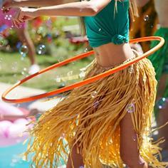 Hula Skirts