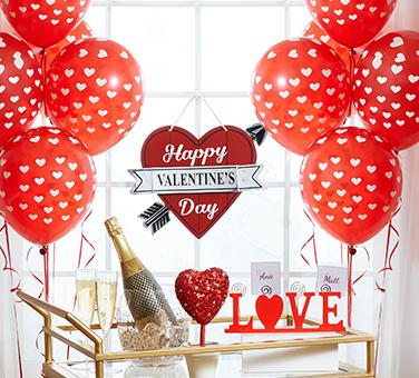 Valenties Day Party Supplies